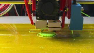 3Dプリンタ-